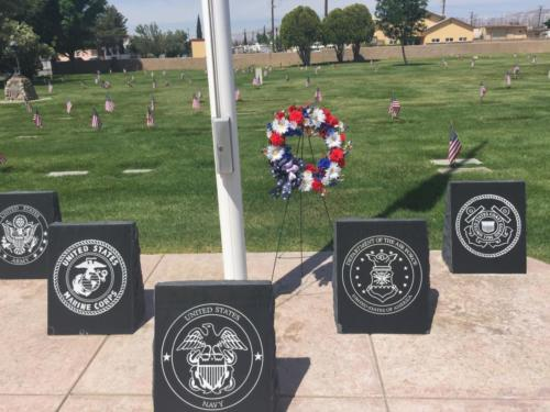 Armed Services Stones